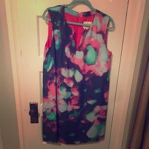 Beautiful Kate Spade Colorful Dress